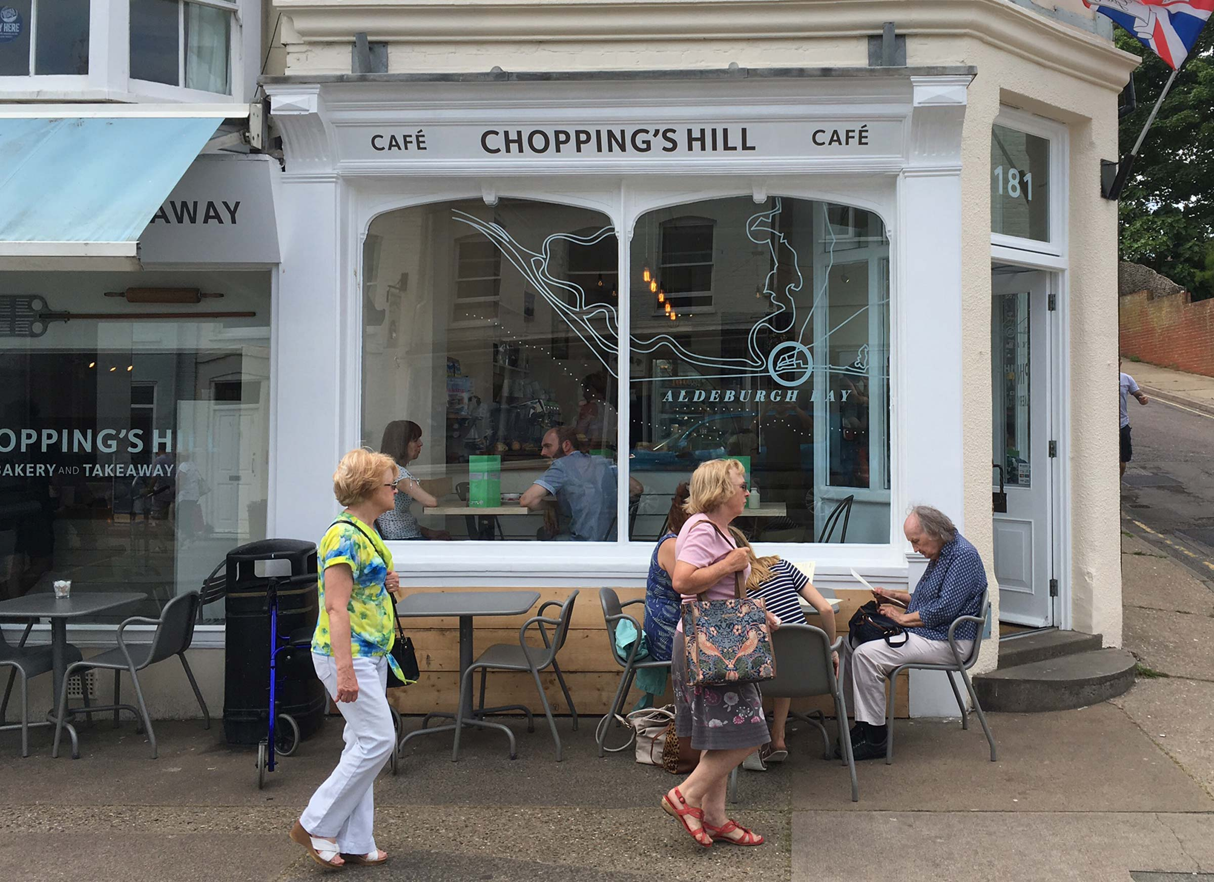 Chopping's Hill Café and Bakery