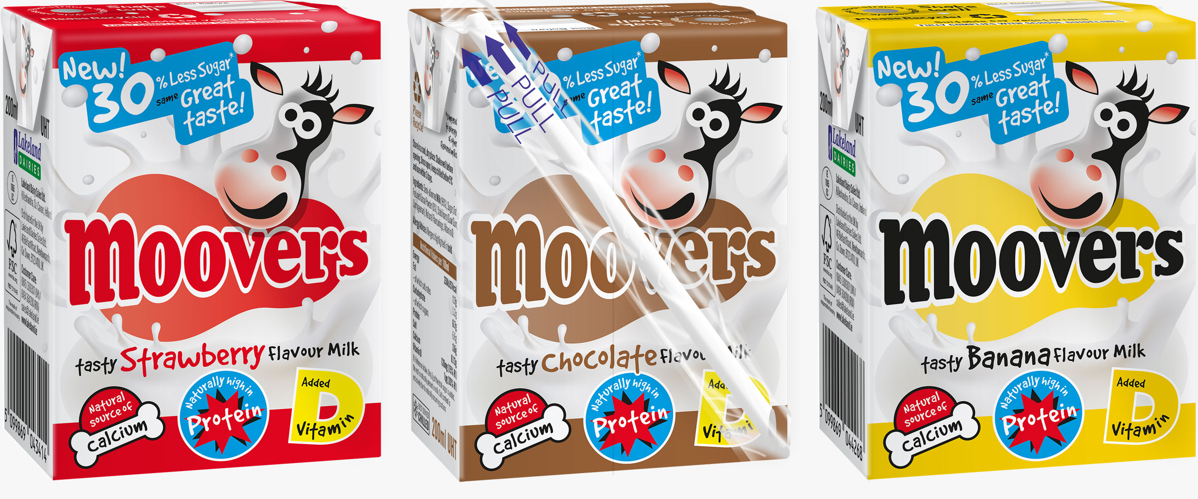 Moovers 200ml packs