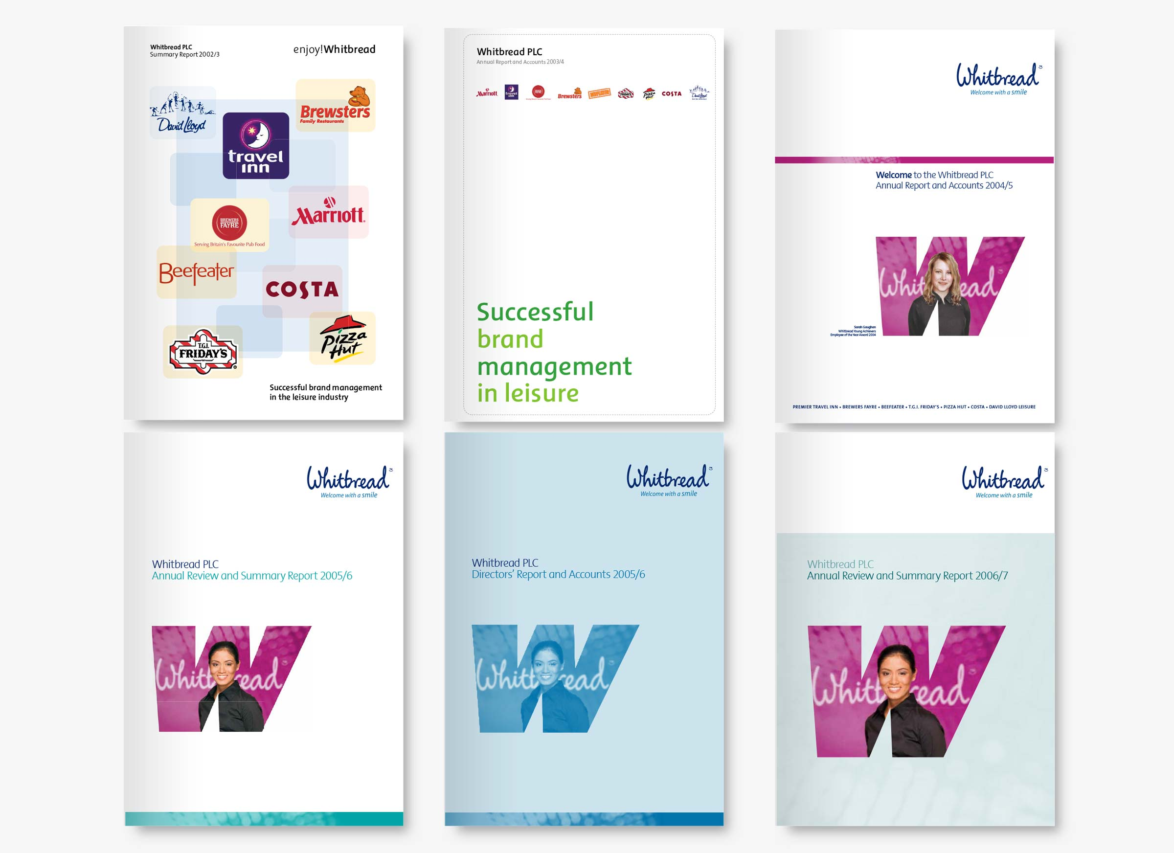 Whitbread PLC Annual Report