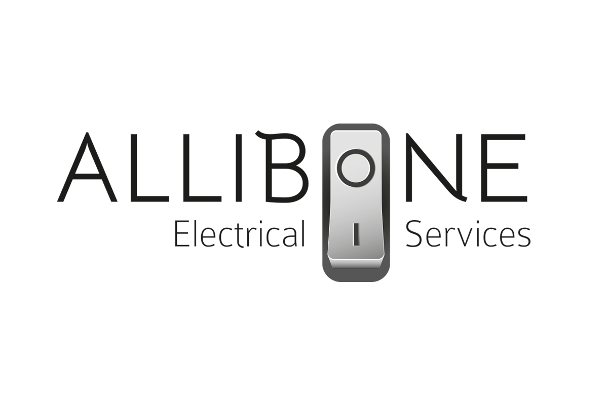 Allibone Electrical Services brand identity