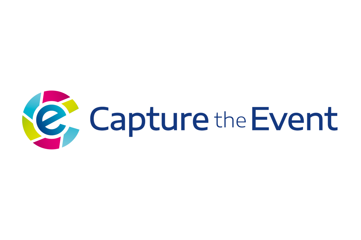 Capture the Event brand identity