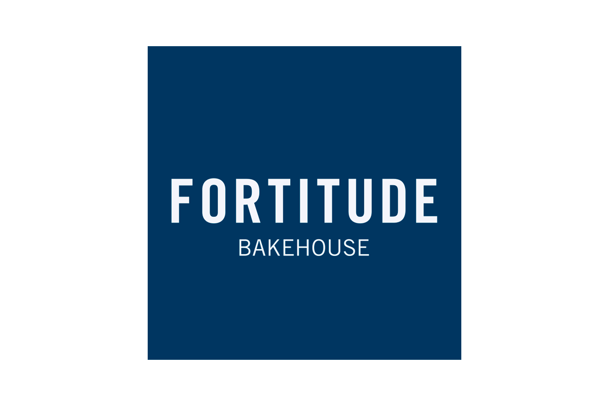 Fortitude Bakehouse brand identity