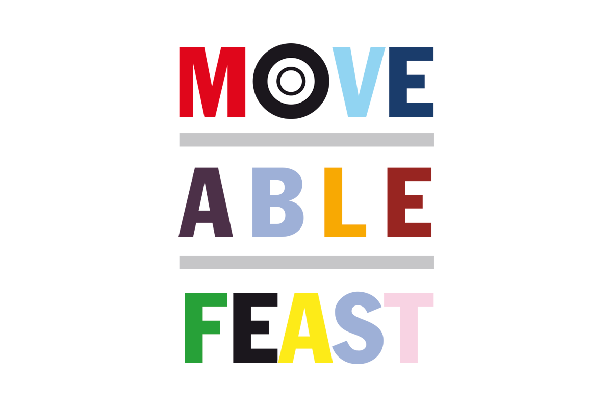 Moveable Feast brand identity