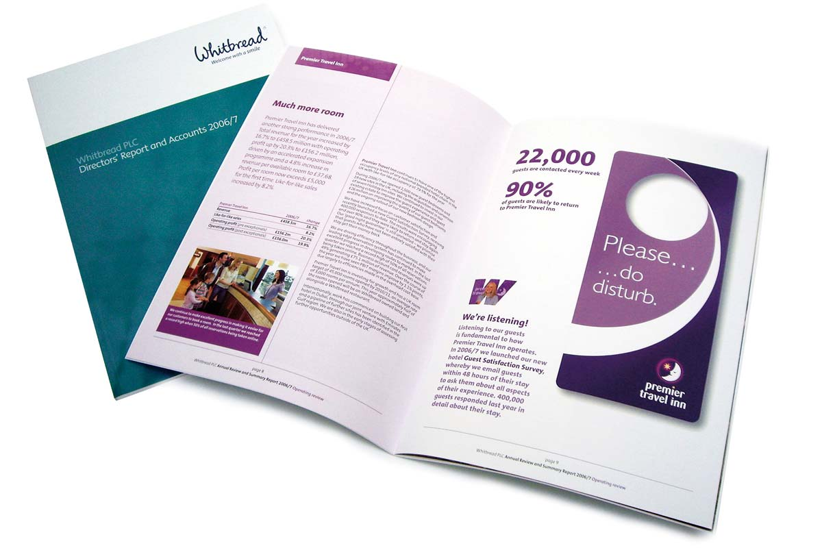 Whitbread Reports